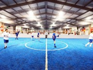 Location: Indoor-Soccer Berlin