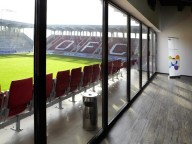 Location: Business-Lounge im Stadion