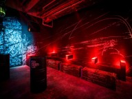 Location: Stylischer Night-Club mit zwei Floors