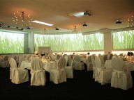 Location: Innovative Eventlocation im Zentrum