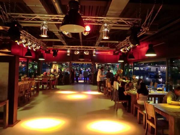 Eventlocation am tempelhofer hafen in berlin mieten for Restaurant mannheim hafen