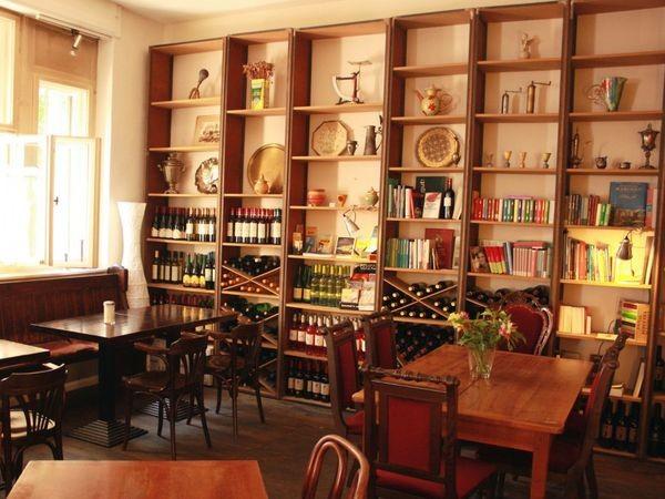Caf bistro mit buchhandlung in berlin mieten for Wohnzimmer cafe dortmund