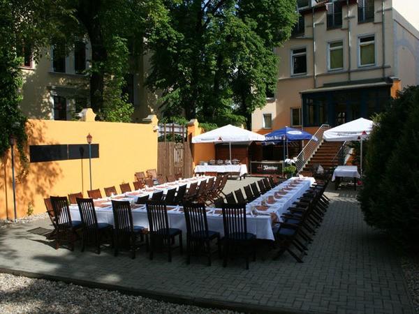 gourmet restaurant mit sommergarten in magdeburg mieten eventlocation und hochzeitslocation. Black Bedroom Furniture Sets. Home Design Ideas