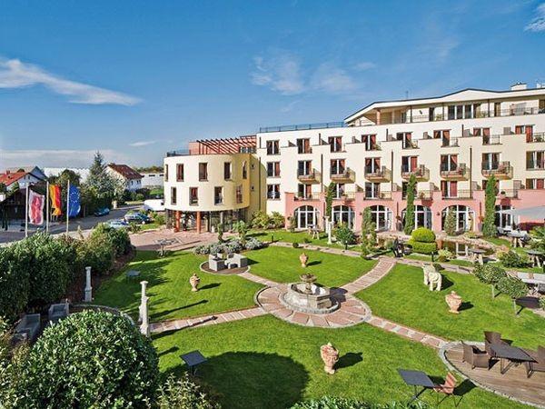 schickes hotel mit mediterranem flair in leimen mieten