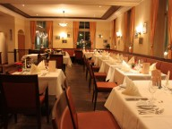 Location: Erstklassiges Restaurant mit Tradition