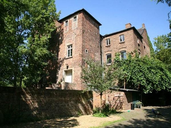 location in bergheim koln mittelalterliche wasserburg bildergalerie