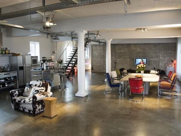 au ergew hnliches industrie loft in d sseldorf mieten eventlocation und hochzeitslocation. Black Bedroom Furniture Sets. Home Design Ideas
