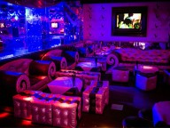 Location: Club mit gehobenem Ambiente