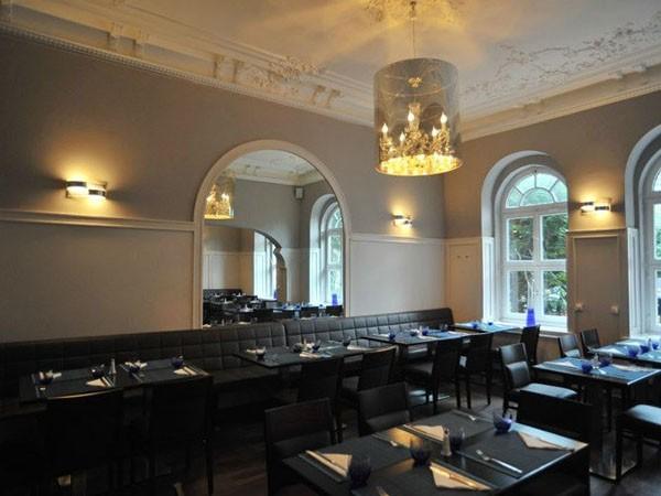 elegantes fischrestaurant im westend in frankfurt am main mieten eventlocation und. Black Bedroom Furniture Sets. Home Design Ideas