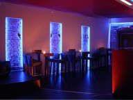 Location: Brandneu gestalteter Club nahe Berlin