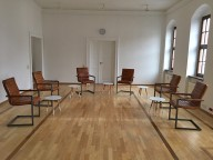 Location: Moderne Seminarlocation im Barockviertel