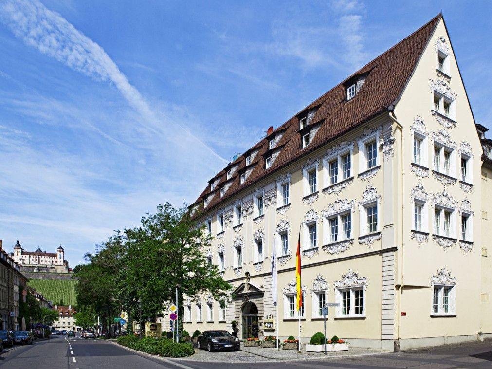 Spitzenhotel im zentrum in w rzburg mieten eventlocation for Hotel wurzburg zentrum