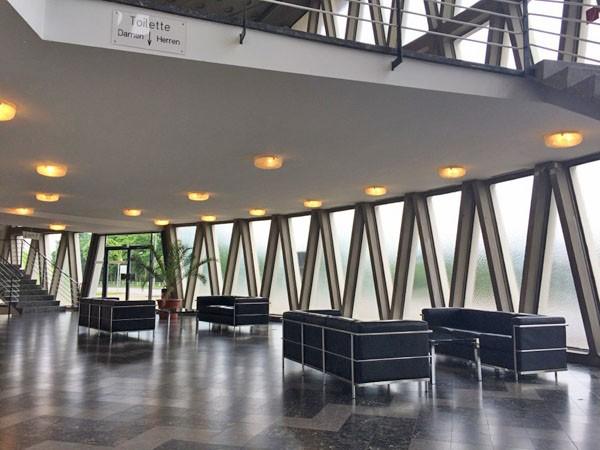 eventlocation mit 50er jahre architektur in h rth mieten