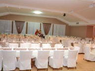 Location: Eleganter Eventsaal in Melle bei Bielefeld