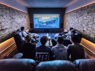 Location: Home Lounges mit Hightech-Entertainment