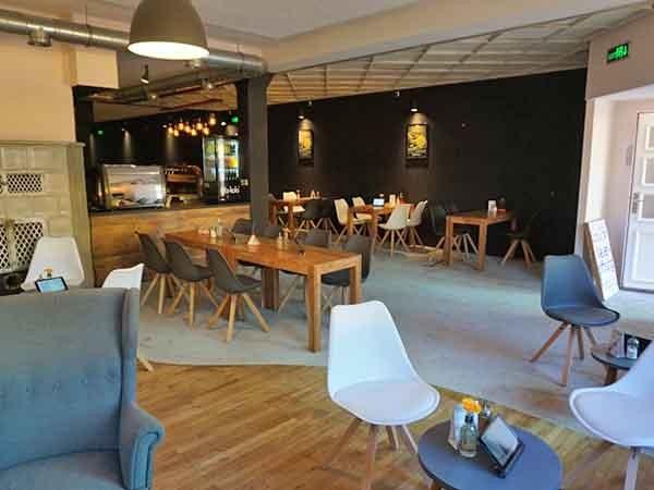 Location In Karlsruhe Cafe Mit Wohnzimmer Atmosphre