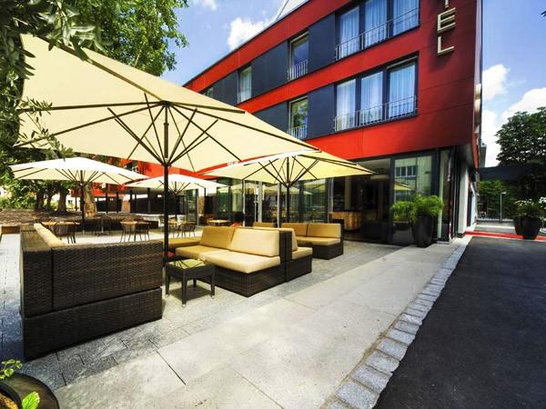 Designhotel am stadtgarten in freiburg mieten for Designhotel stadtgarten freiburg
